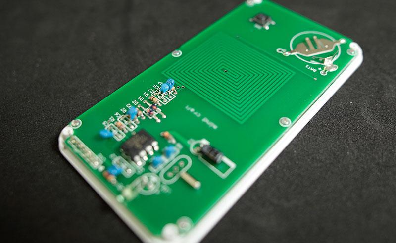 新作ボードと遠隔可能なポケットタイプ「オラクル528」